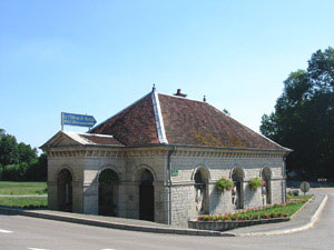Fontaine-lavoir de Nantilly