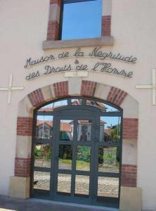 Maison de la Négritude, Champagney