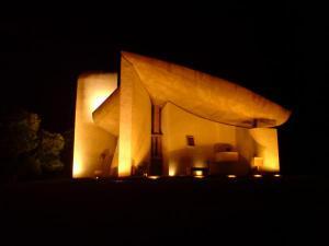 Chapelle Le Corbusier à Ronchamp