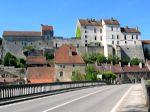 Le château de Pesmes