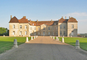 Château de Ray-sur-Saône, замки Франш-Конте, достопримечательности Франции