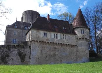 Château de Rupt sur Saône