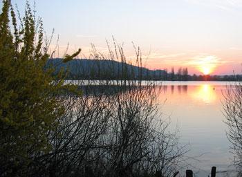 La Haute-saône Couche-soleil-lac-vesoul-e41d