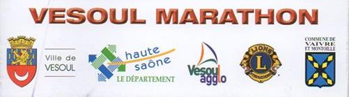 Organisé par Vesoul Marathon