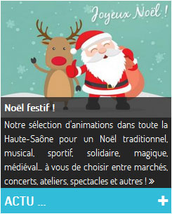 Les animations de Noël