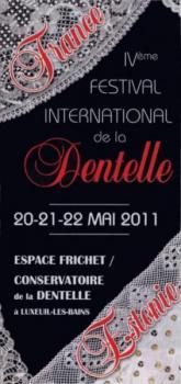 Festival de la Dentelle de Luxeuil