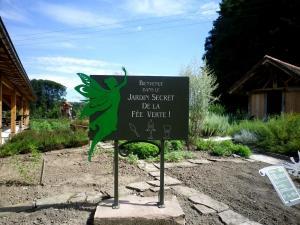Le Jardin de la Fée Verte