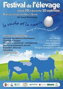 Festival de l'élevage, Vesoul