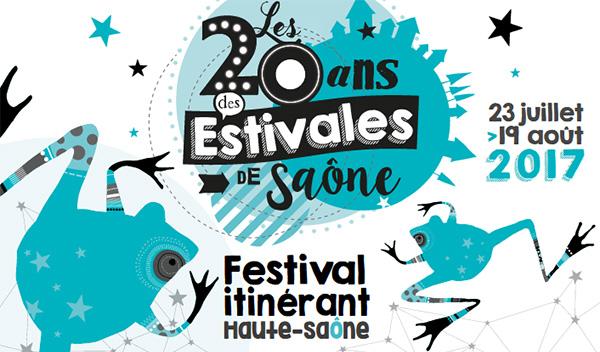 Les Estivales de Saône 2017