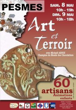 Fête Art et Terroir 2010, Pesmes