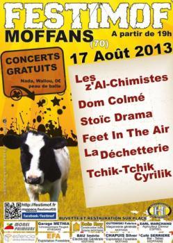 Festimof 2013 Moffans