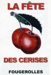 Fête des cerises de Fougerolles