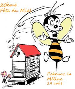 Fête du miel, Echenoz-la-Méline