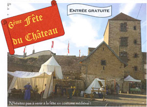 Fête médiévale à Héricourt