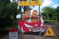 Fête du Miel à Echenoz-la-Méline