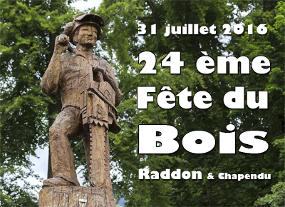 Fête du Bois de Raddon