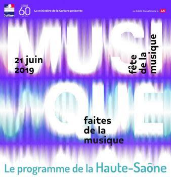 Le programme de la Haute-Saône