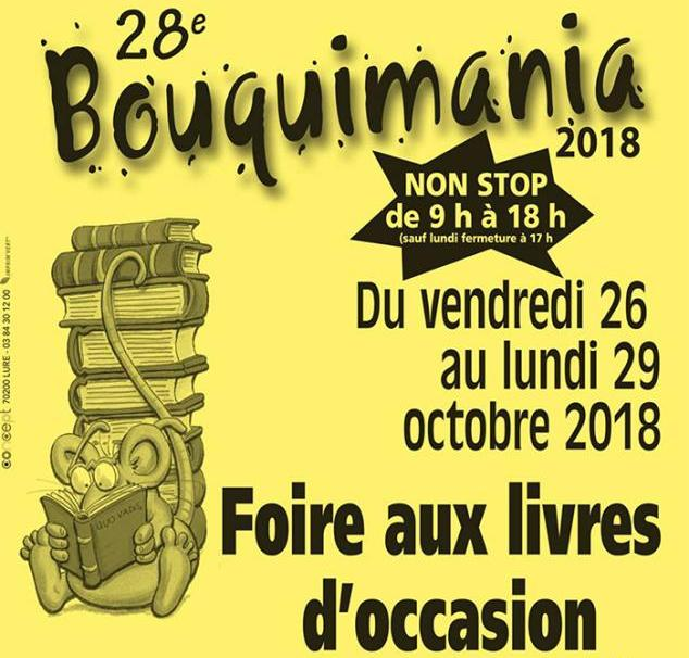 28ème Bouquimania