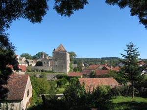 Bourg de Fondremand