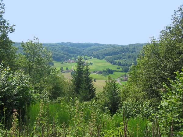 Haute-Saône. Franche-Comté. Vosges saônoises. Lure & Belfort.