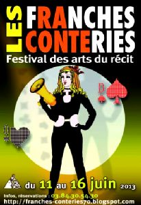 Franches Conteries 2013