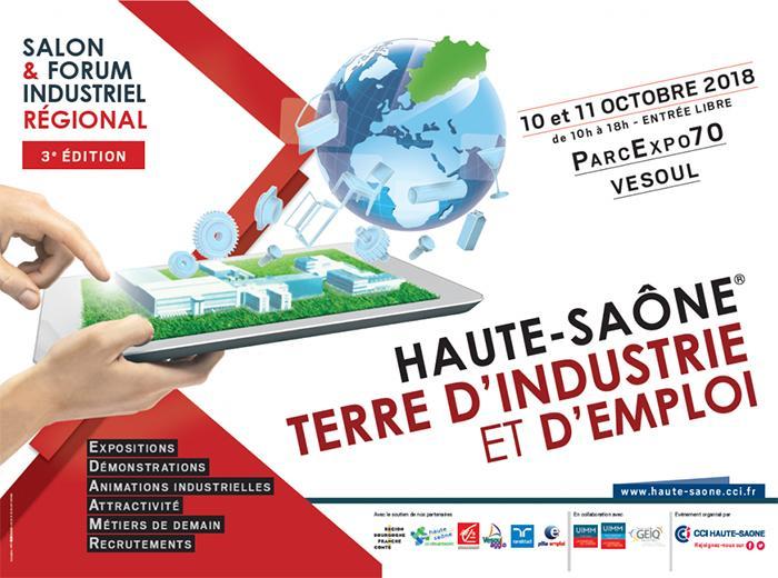 Haute-Saône, Terre d'industrie