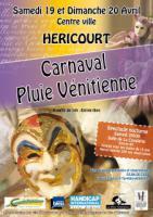 Carnaval vénitien à Héricourt