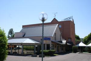 Hôtel restaurant à Lure