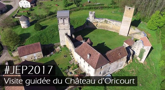 Visite du Château d'Oricourt