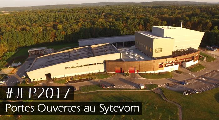 Portes ouvertes au Sytevom