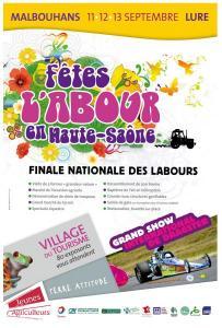 Finale Nationale des Labours en Haute-Saône
