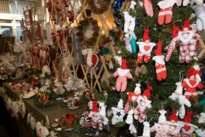Marché de Noël de Combeaufontaine