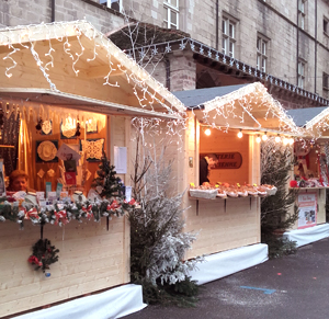Marché de Noël de Luxeuil