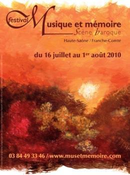 Musique et Mémoire, Haute-Saône