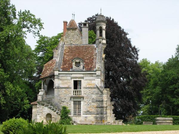 Chapelle baroque de Saint Loup Nantouard