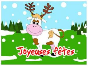 Joyeuses fêtes avec la Haute-Saône.com!