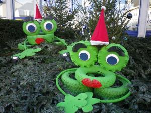 Des décorations de Noël 100% écolos!