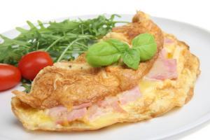 Omelette vosgienne