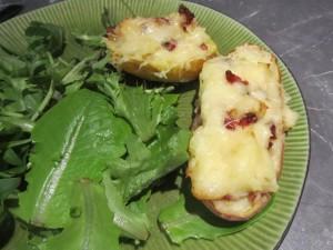 Patates au Comté