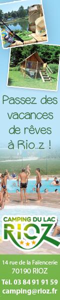 Camping de Rioz