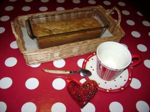 Cake aux gaudes