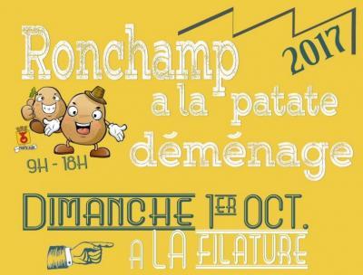 Ronchamp a la patate