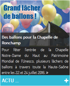 Grand lâcher de ballons