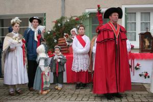 Célébration de la Saint-Vincent