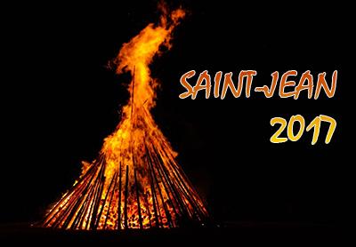 Feux de la Saint-Jean 2017