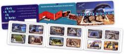 Carnets Fête du timbre 2010