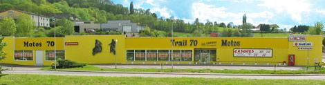 Trail 70 à Vesoul