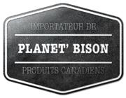 Planet Bison
