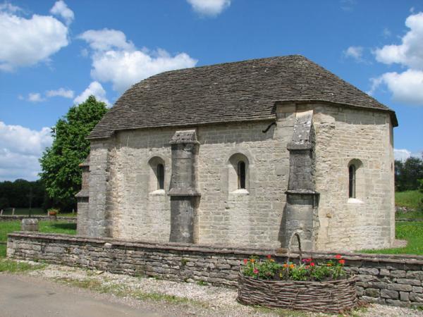 Chapelle Saint-Igny à Villers le Sec